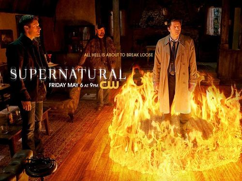 "Supernatural Episode 6x20: ""The Man Who Would Be King"" New Promo Pic"