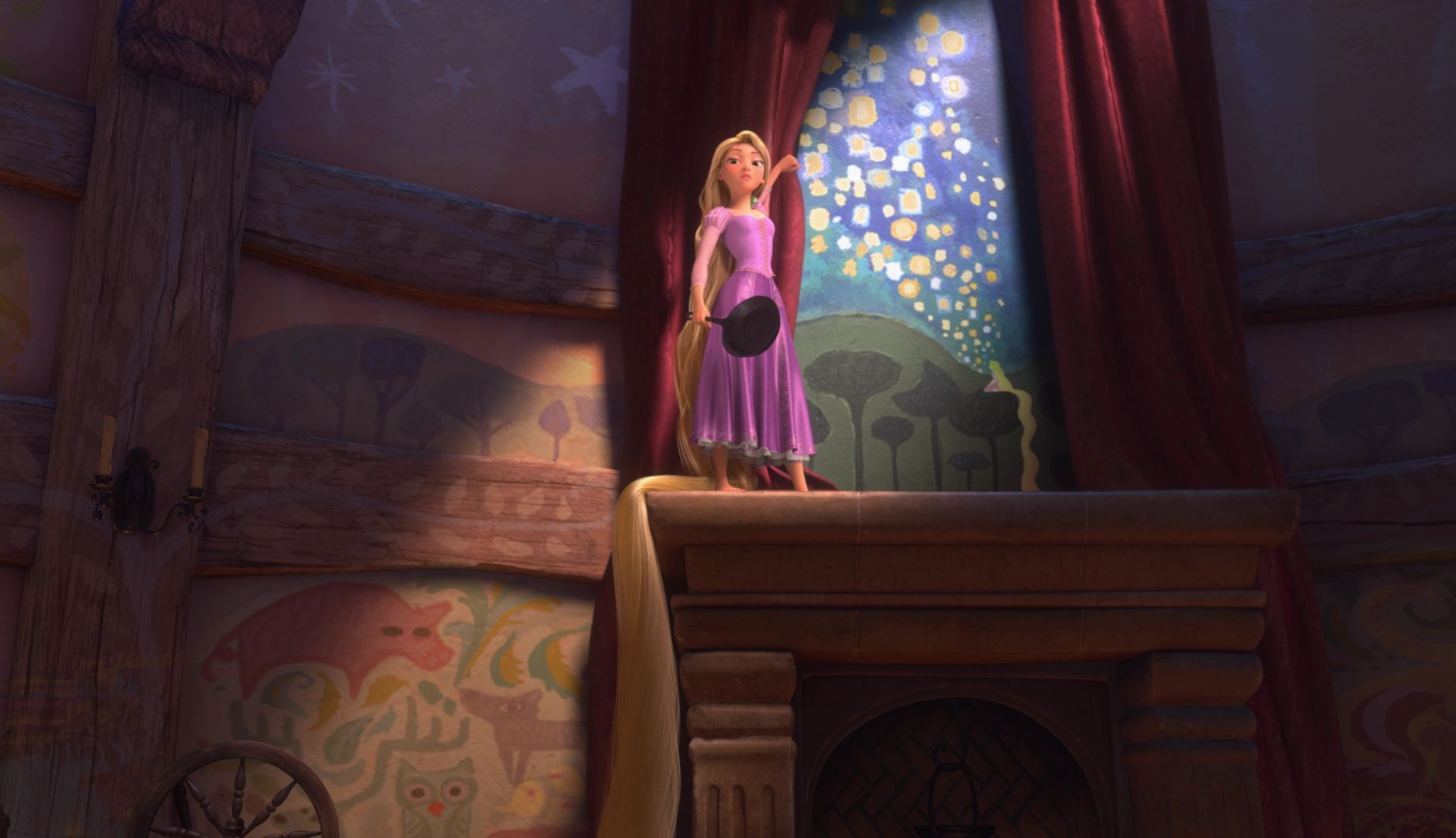 Tangled: Full Movie [Screencaps]