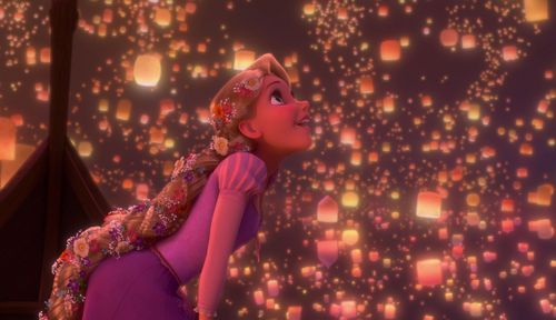 Tangled karatasi la kupamba ukuta titled Tangled: Full Movie [Screencaps]