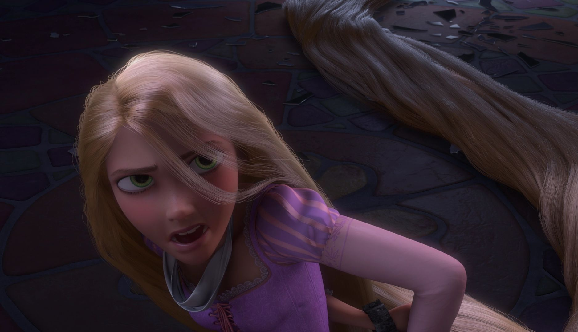 Tangled: Full Movie [Screencaps] - Tangled Image (21739135 ... Disney Rapunzel Screencaps