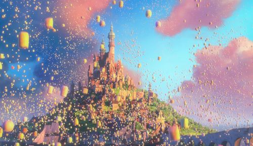 Tangled images tangled full movie screencaps hd wallpaper and background photos 21739979 - Tangled tower wallpaper ...