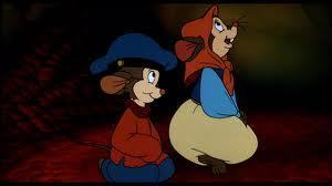 Tanya and Fievel