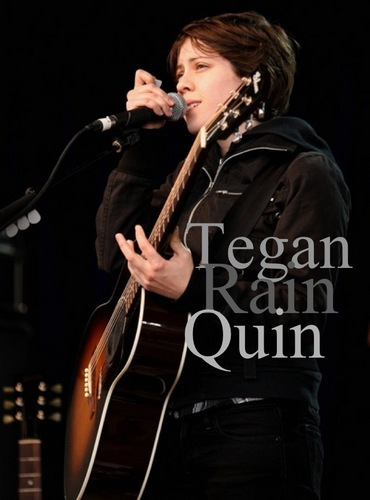 Tegan Rain Quin - tegan-and-sara Fan Art