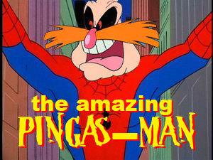 The Amazing PINGAS Man