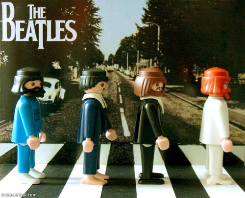 The Beatles fondo de pantalla Art por Treybear13