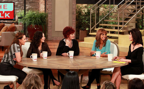 The Beautiful Ladies Of The Talk