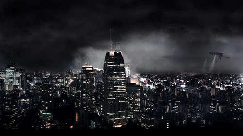 The Big City In Sci-Fi