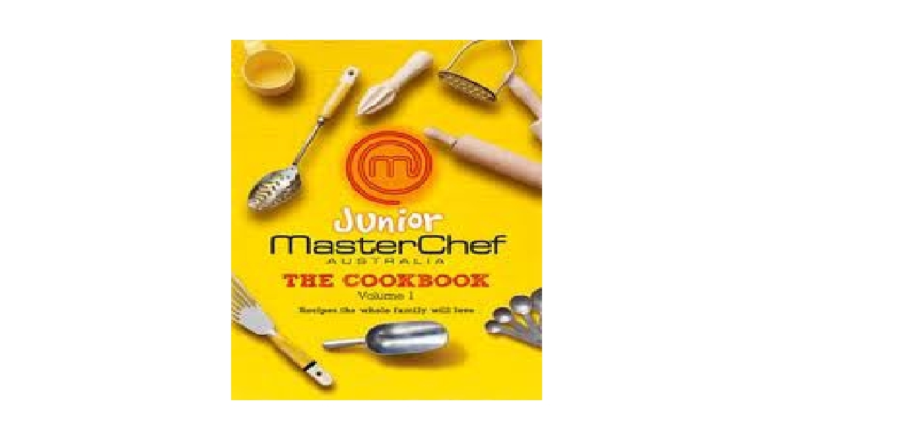 JUNIOR MASTERCHEF AUSTRALIA images The Cookbook HD wallpaper and background photos