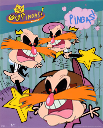 The Fairly Odd PINGAS