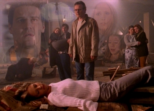 The Gift: Buffy's death