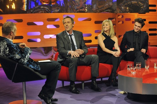 The Graham Norton ipakita Stills [HQ]