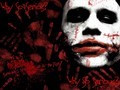 The Joker - scary-clowns wallpaper