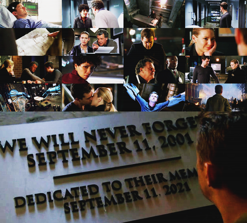 Fringe wallpaper entitled The Last Sam Weiss
