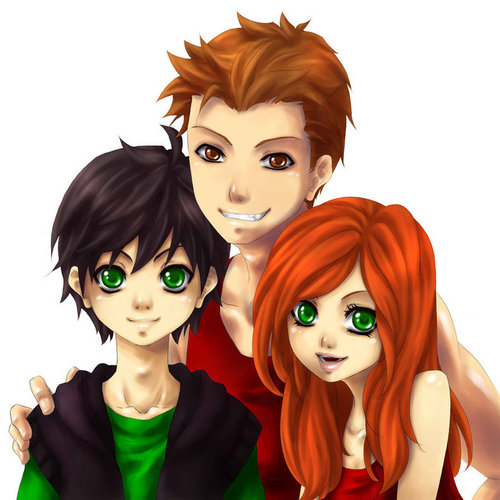 The Potter Children