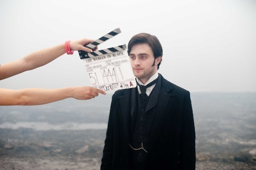 The Woman in Black Behind the scenes