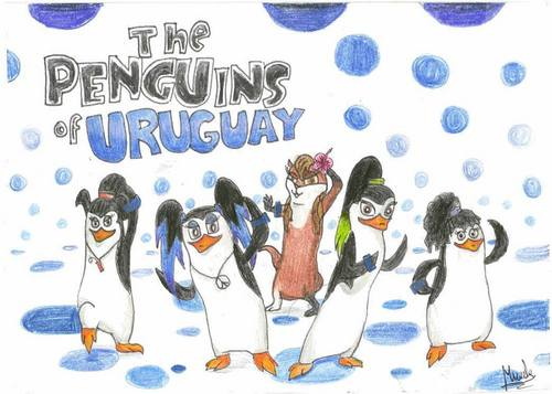 The penguins of Uruguay members :D