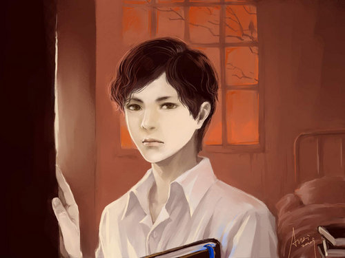 Tom Riddle in Orphanage