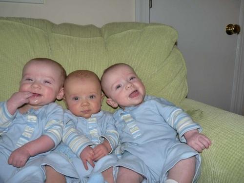 Triplets That Play Lydia
