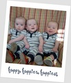 Triplets That Play Lydia