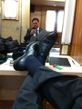 Tweet the Feet Tuesday - thomas-gibson photo