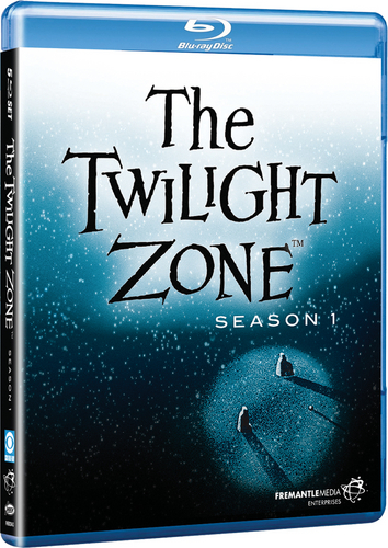 Twilight Zone Season One Blu-Ray pack shot
