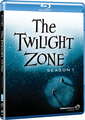 Twilight Zone Season One Blu-Ray pack shot - the-twilight-zone photo