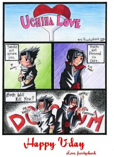 Uchiha Любовь