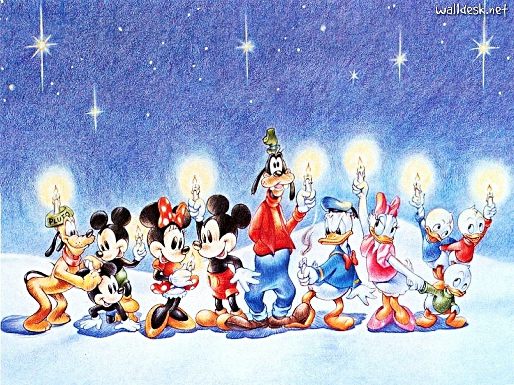 Walt-Disney-Wallpapers-Mickey-Donald-Goofy-and-the-rest-of-the-gang ...