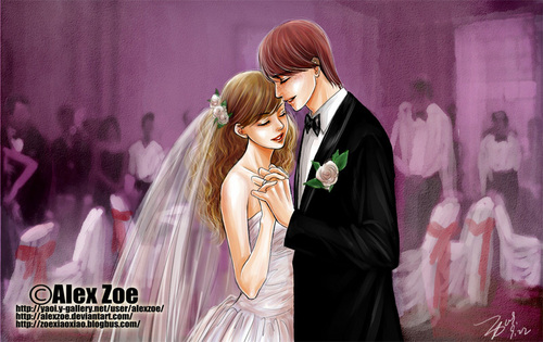 Wedding_Ron-Hermione
