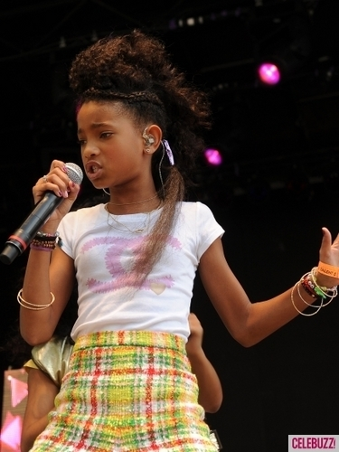 Willow Smith performance at the White House