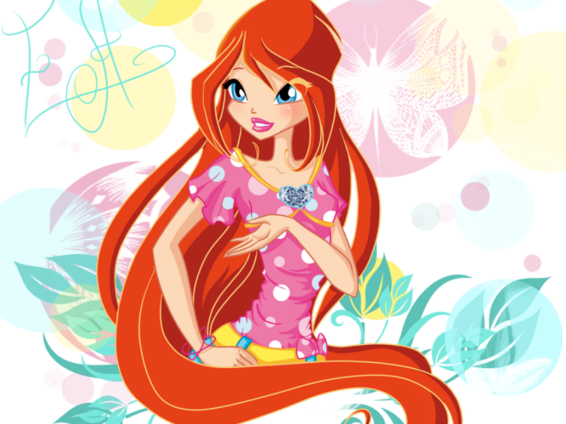 winx wallpapers. Winx Wallpaper