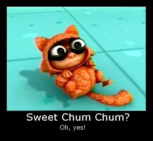 cute chum chum