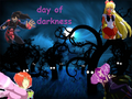 day of darkness - witch-hearts wallpaper
