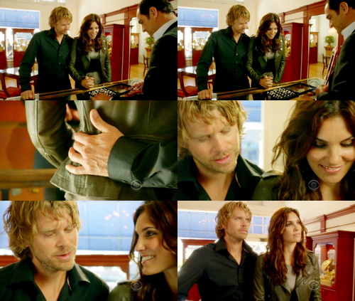 deeks and kensi dating fanfiction List of ncis: los angeles characters in 'merry invasion', hetty gives both kensi and deeks secure satellite phones, under the guise of christmas gifts.
