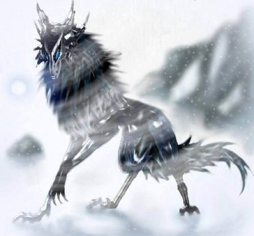 demon of the snow