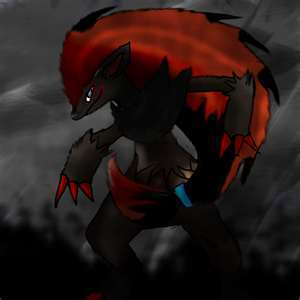 Pokémon Images Evil Zoroark Fond Décran And Background Photos