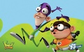 fanboy and chum chum - fanboy-n-chum-chum wallpaper