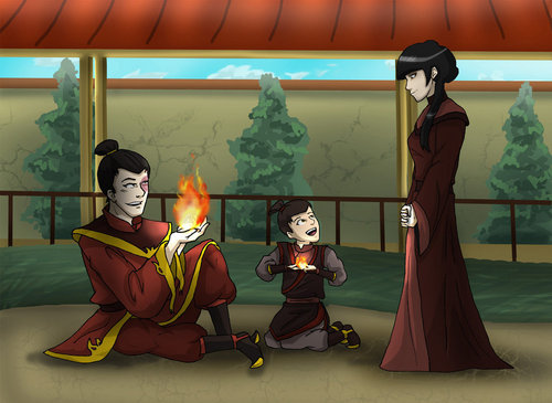 zuko and mai fanfiction