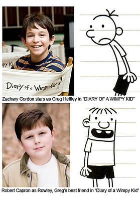 greg and rowley