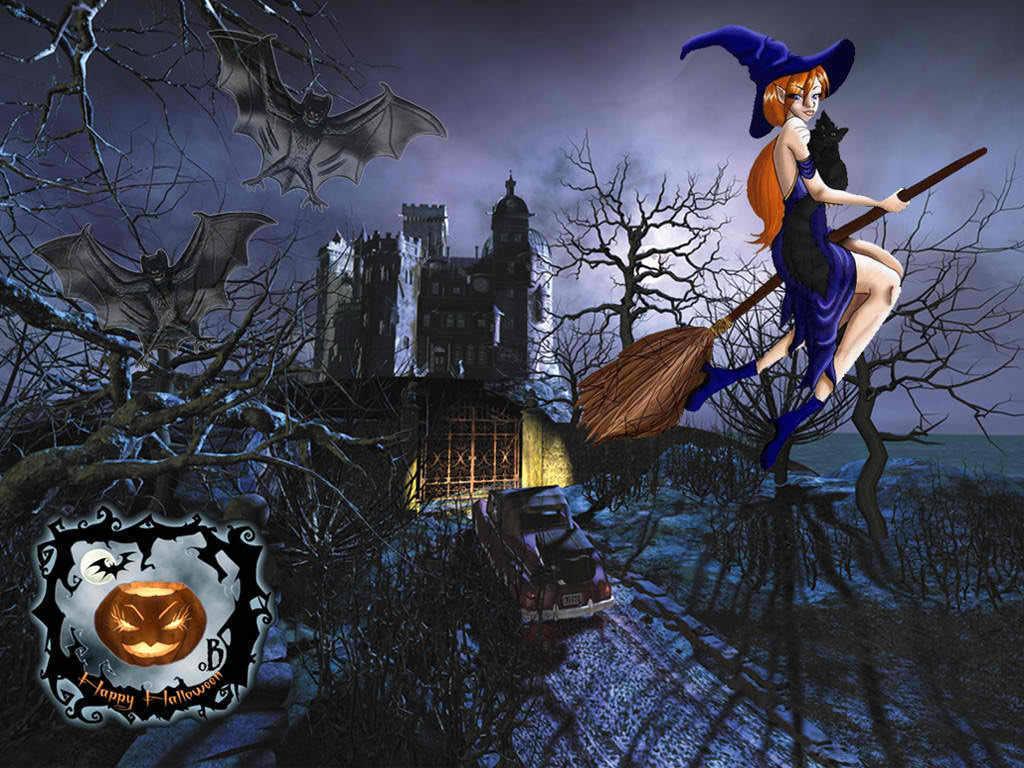 Halloween witch,queen_gina
