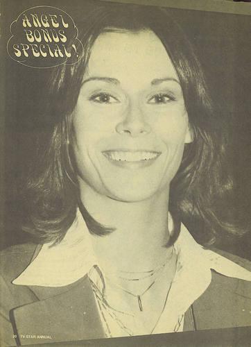 Charlie's Angels 1976 wallpaper called kate jackson