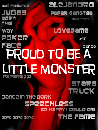 little monster pride