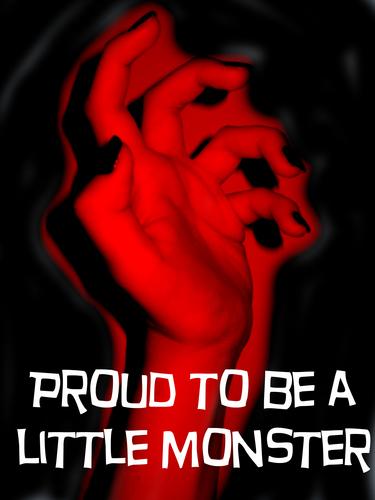 little monster pride