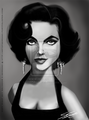 love - elizabeth-taylor fan art