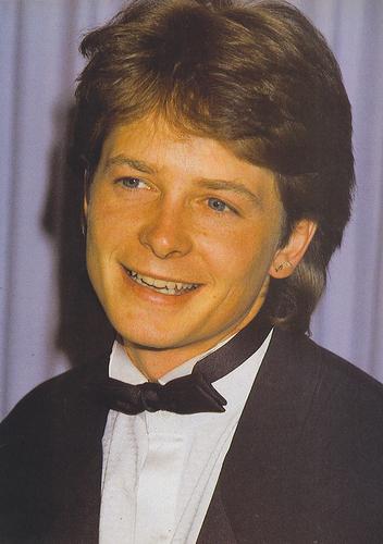 Michael J Fox wallpaper titled michael j fox