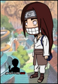 neji - chibi fan art