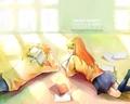 orihime and ichigo