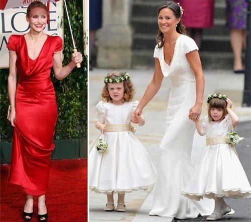 pippa 's dress- like cameron diaz'