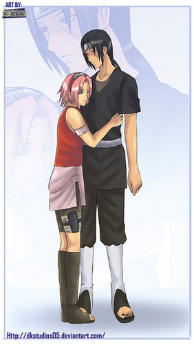 Itachi Uchiha images sakura and itachi wallpaper and background photos
