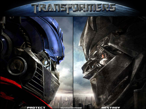 映画 壁紙 possibly with an internal combustion engine and a 通り, ストリート entitled transformer 3
